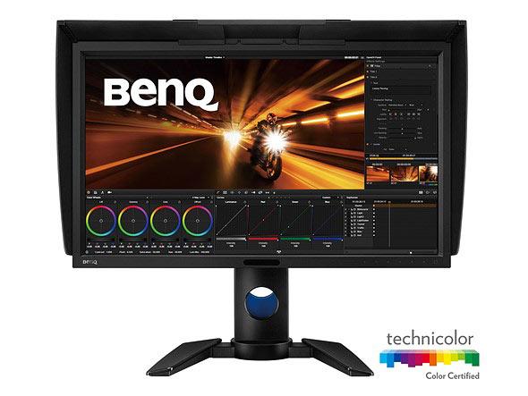 Данных о цене BenQ SW320 пока нет