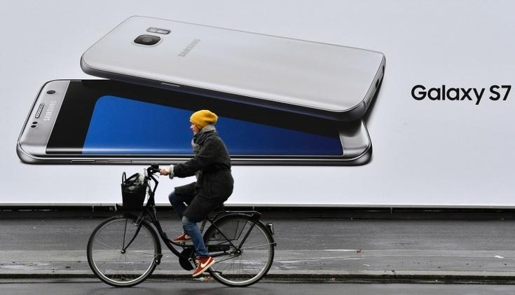 Samsung надеется продать больше Galaxy S7 вместо Note7