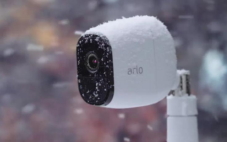 Камера наблюдения Netgear Arlo Pro стоит $250