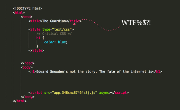 Кейс Guardian: свежие новости за 1 секунду - 10