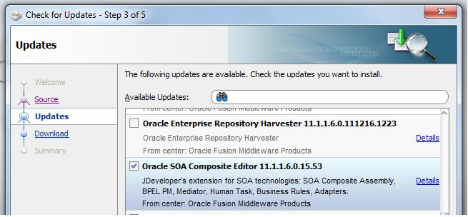 Разработка заглушек бизнес-процесса на языке BPEL на основе Oracle SOA Suite и Weblogic - 33