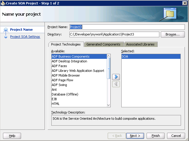 Разработка заглушек бизнес-процесса на языке BPEL на основе Oracle SOA Suite и Weblogic - 39