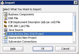 Разработка заглушек бизнес-процесса на языке BPEL на основе Oracle SOA Suite и Weblogic - 41
