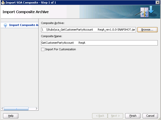 Разработка заглушек бизнес-процесса на языке BPEL на основе Oracle SOA Suite и Weblogic - 42