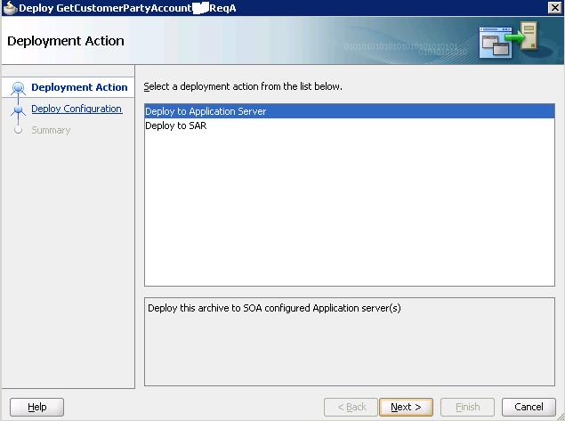 Разработка заглушек бизнес-процесса на языке BPEL на основе Oracle SOA Suite и Weblogic - 46