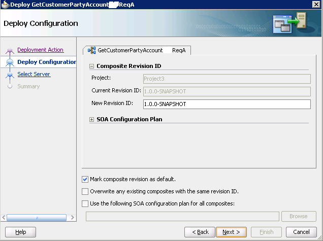 Разработка заглушек бизнес-процесса на языке BPEL на основе Oracle SOA Suite и Weblogic - 47