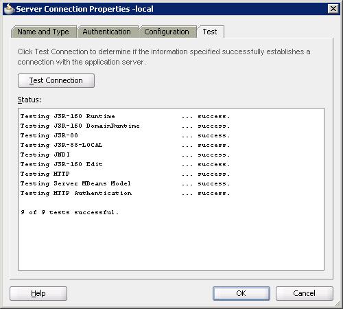 Разработка заглушек бизнес-процесса на языке BPEL на основе Oracle SOA Suite и Weblogic - 50