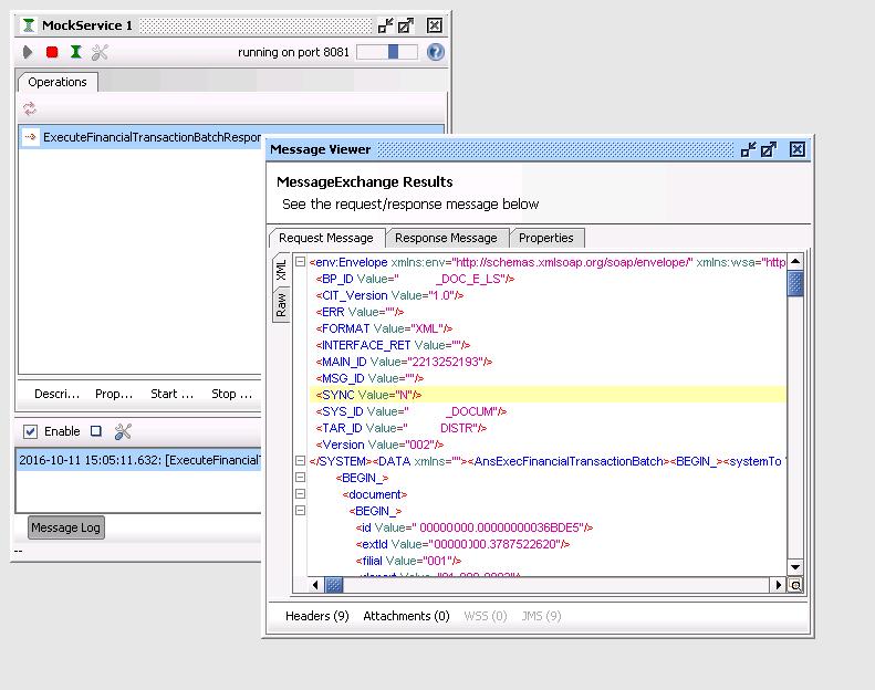 Разработка заглушек бизнес-процесса на языке BPEL на основе Oracle SOA Suite и Weblogic - 55