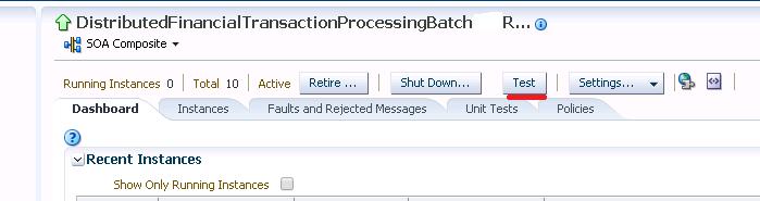 Разработка заглушек бизнес-процесса на языке BPEL на основе Oracle SOA Suite и Weblogic - 57