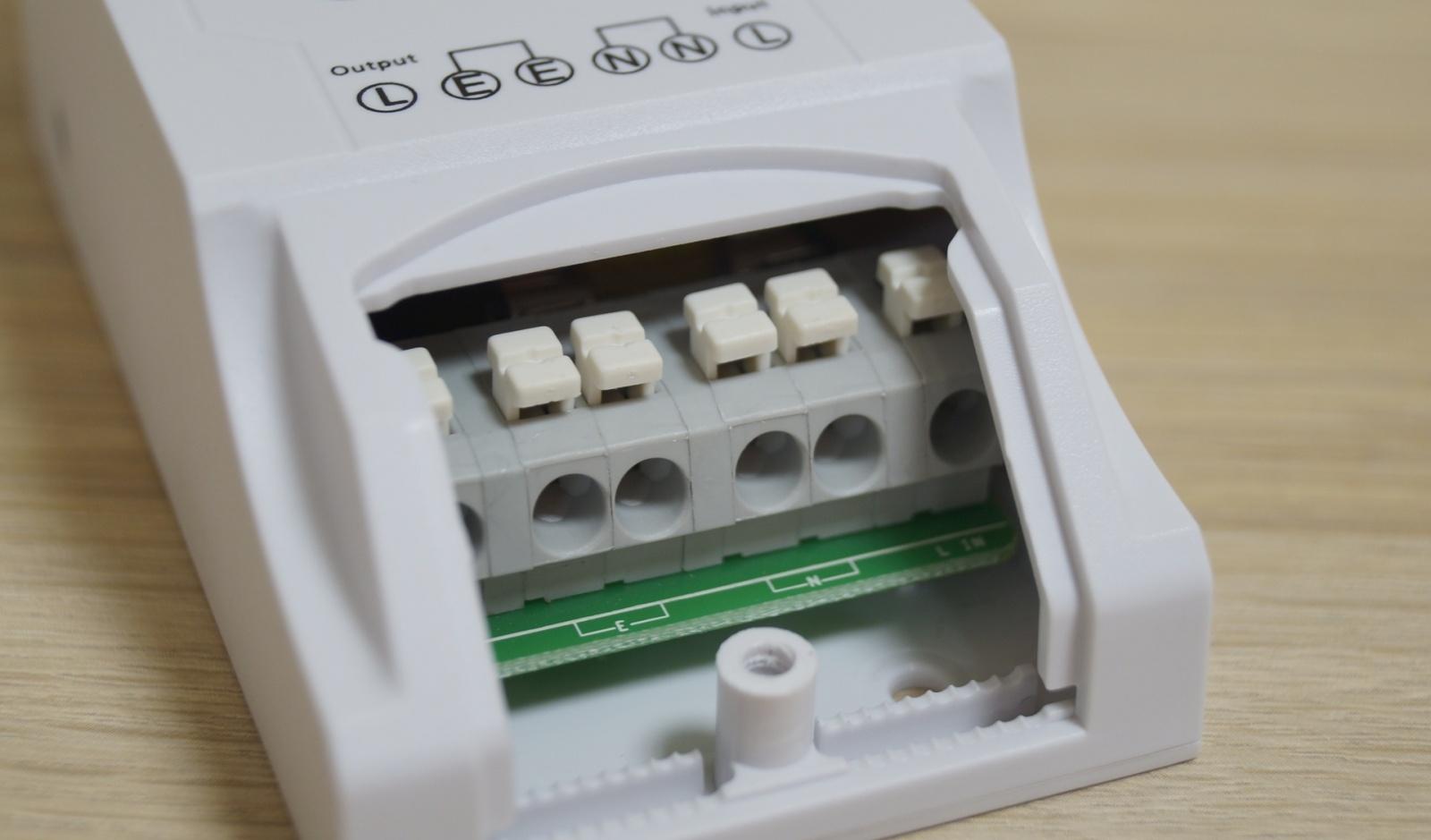 Умный термостат ITEAD TH10. Что внутри? - 5