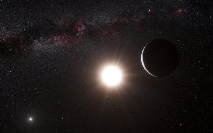 Небольшой и недорогой космический телескоп проекта Project Blue позволит изучить ближайшие к нам экзопланеты