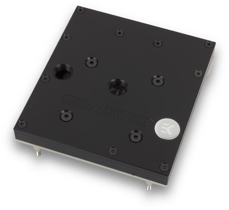 Водоблоки EK-FB GA X99 предназначены для системных плат Gigabyte GA-X99 - 1