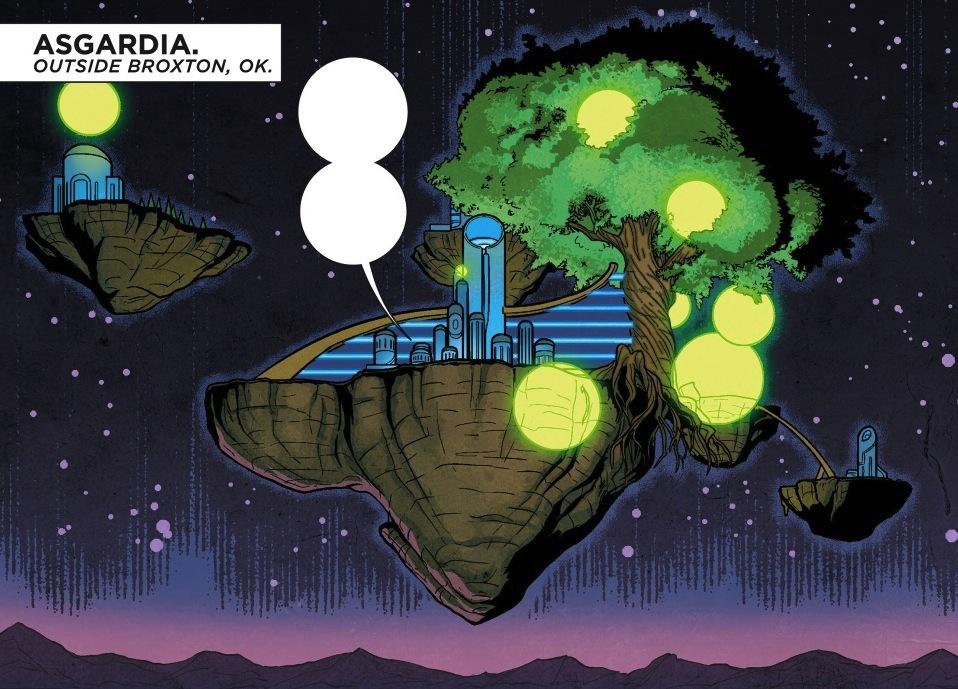 Асгардия: первая нация, которая собирается жить в космосе - 2