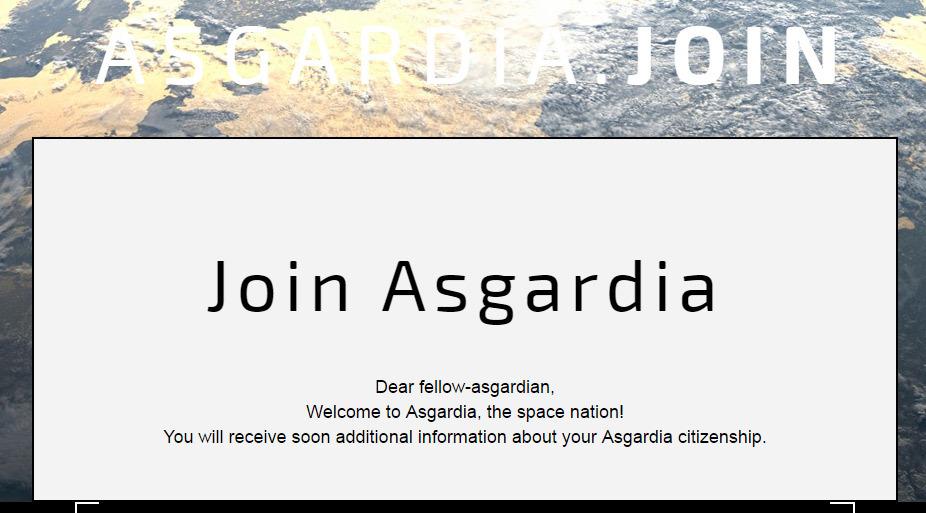 Асгардия: первая нация, которая собирается жить в космосе - 6