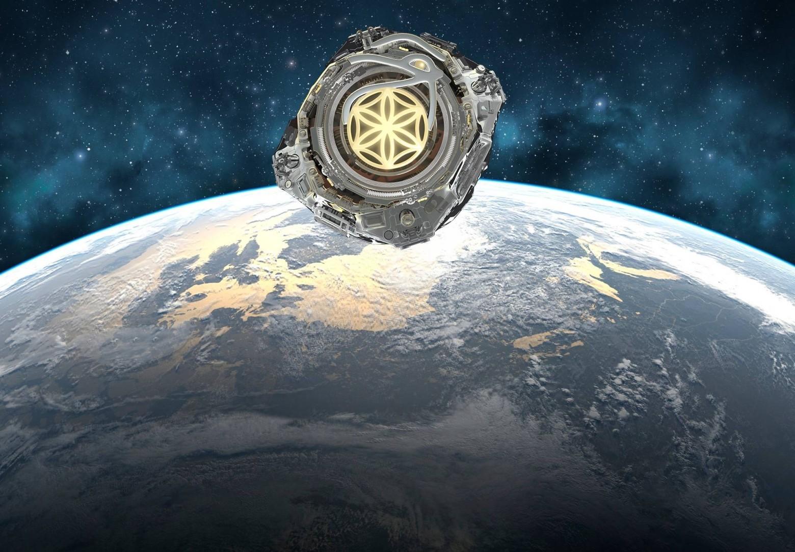 Асгардия: первая нация, которая собирается жить в космосе - 1