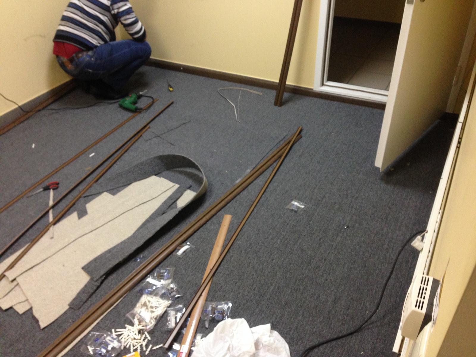 Как мы строили свой мини ЦОД. Часть 2 — Гермозона - 17
