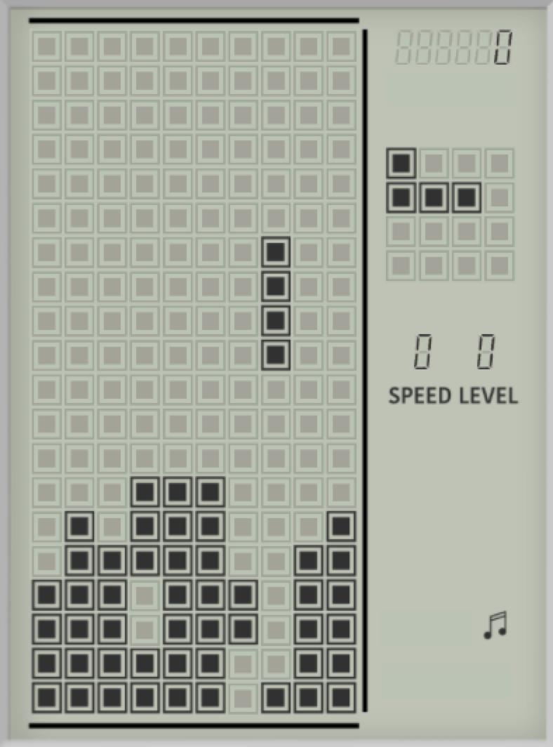 Как я делал Brick Game на Unity3D для Android и получил блокировку от Google - 7