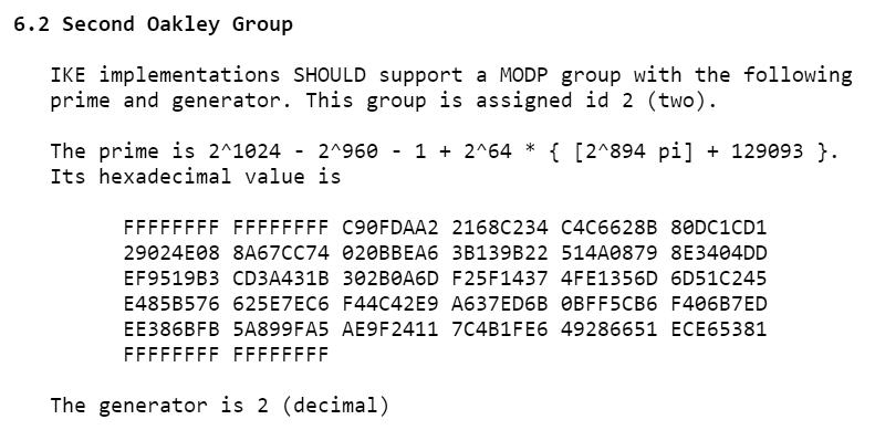 Специальные простые числа помогают пассивно прослушать протокол обмена ключами Диффи-Хеллмана - 2