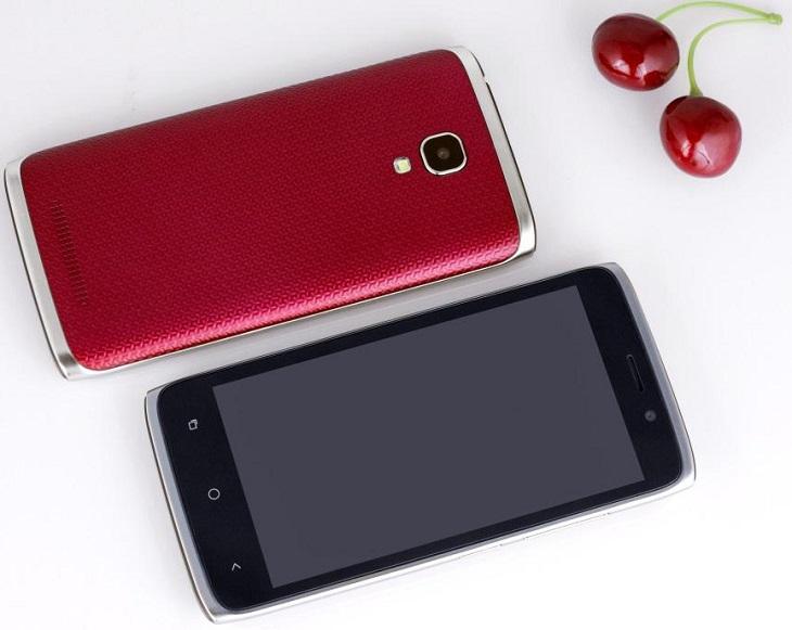 Смартфон Bluboo Mini стал компактным представителем бюджетного сегмента