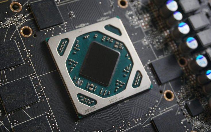 Обновлённые GPU Polaris менее прожорливы