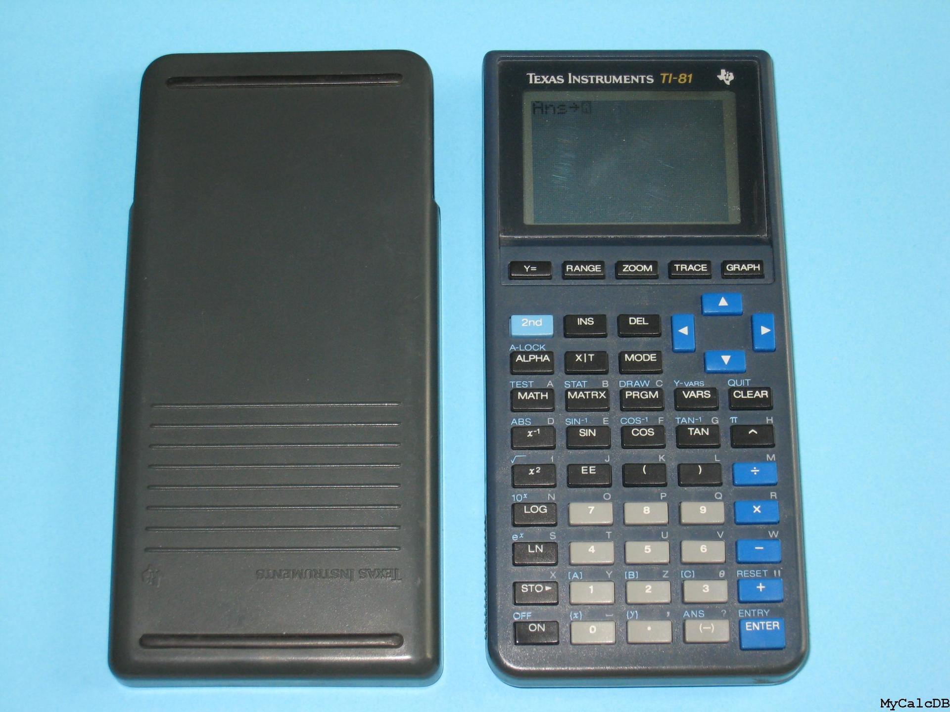 Texas Instruments, или как 20 лет продавать вычислительное устройство с 40-летним процессором - 5