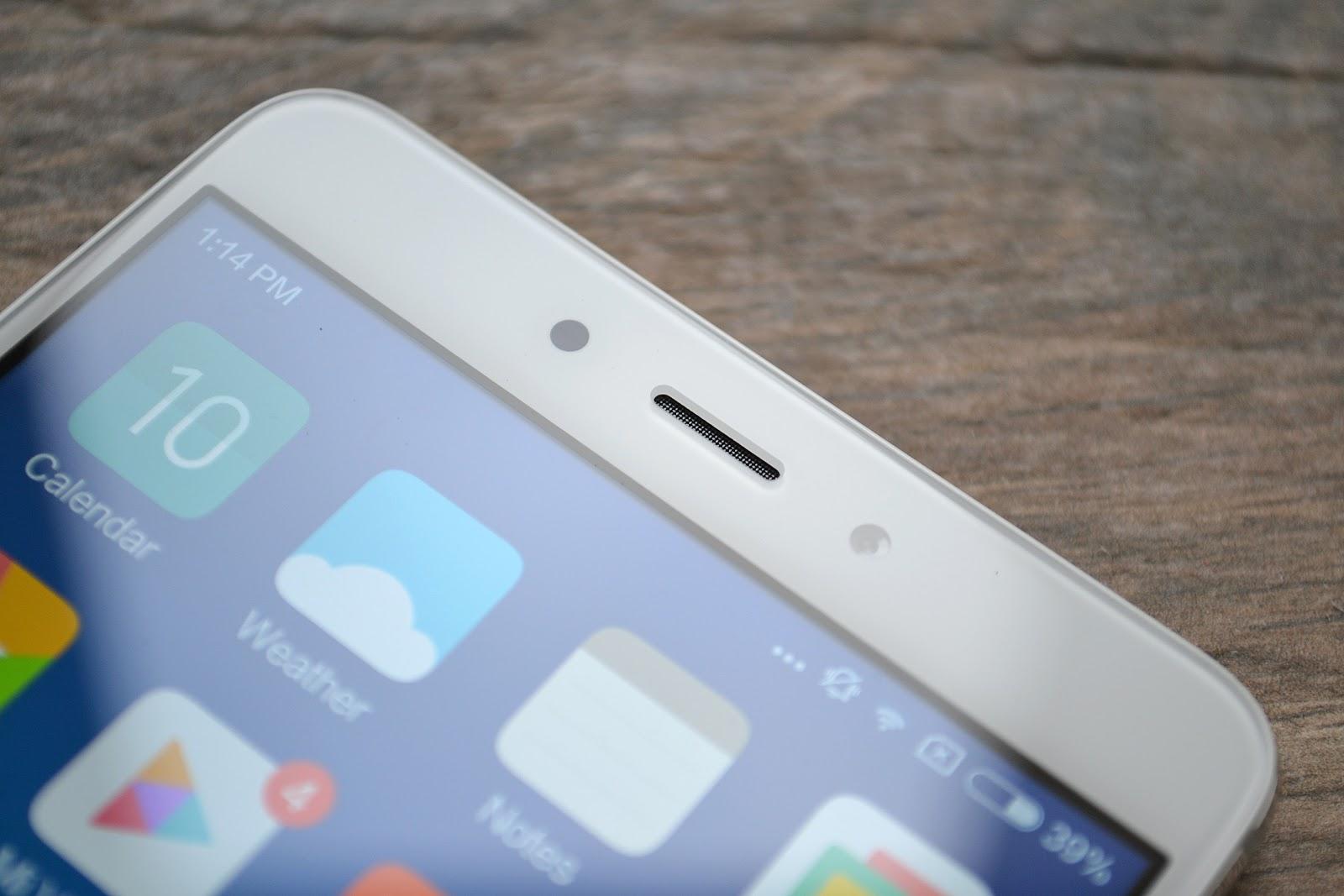 Xiaomi Redmi Note 4: доступный смартпэд - 2