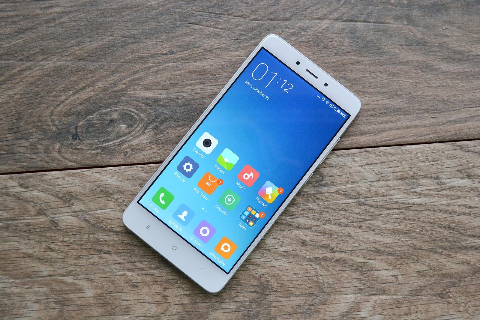 Xiaomi Redmi Note 4: доступный смартпэд - 6