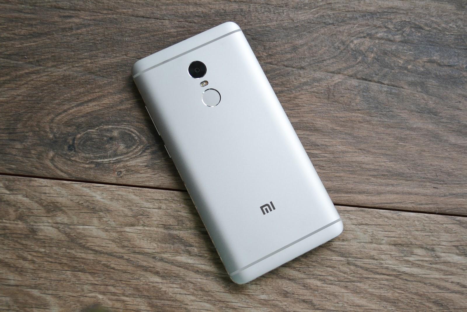 Xiaomi Redmi Note 4: доступный смартпэд - 1