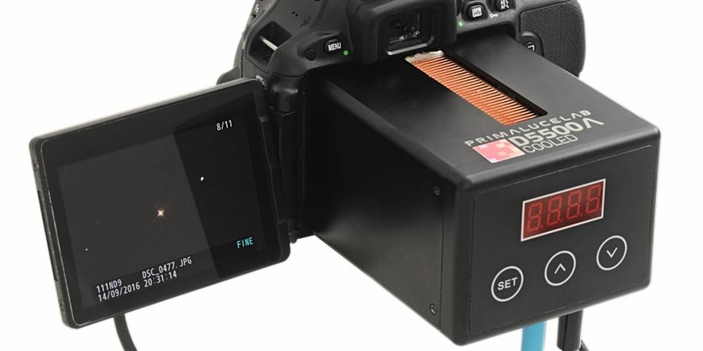 Охлаждённая Nikon D5500a делает потрясающие фотографии космоса - 5