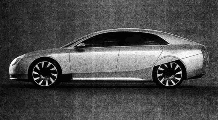 Atieva Atvus предстоит конкурировать с Tesla Model S