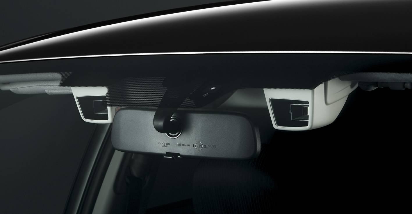 Препарирование стереокамеры Subaru Eyesight - 2