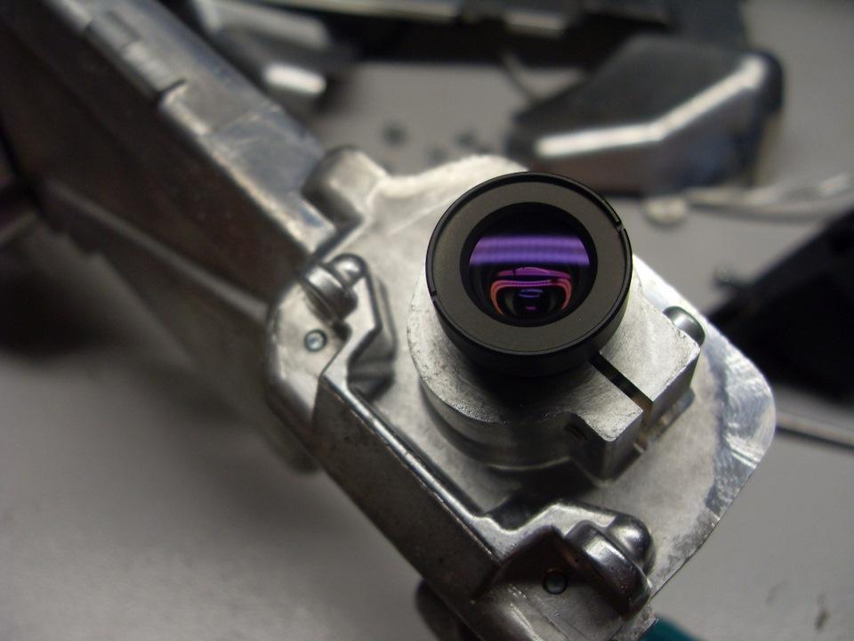 Препарирование стереокамеры Subaru Eyesight - 9