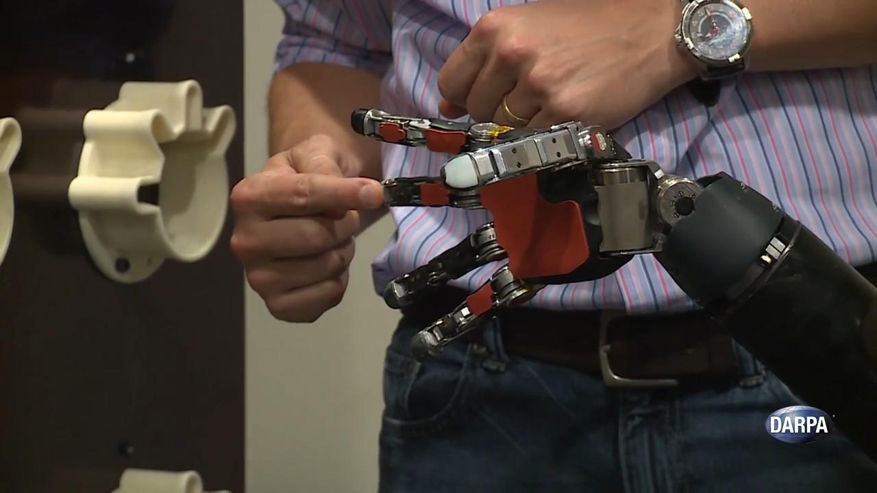Создан человеческий мозговой имплантат для получения тактильных ощущений от механической руки - 5
