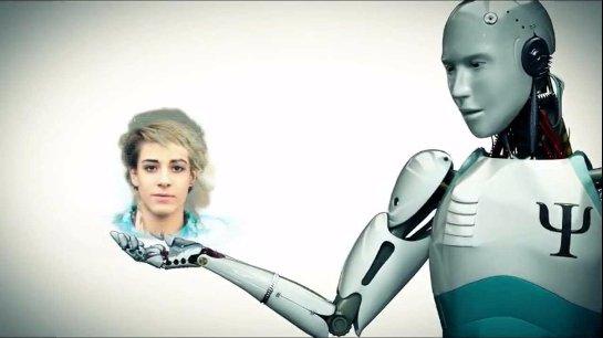 Ученые хотят создать робота-псхолога