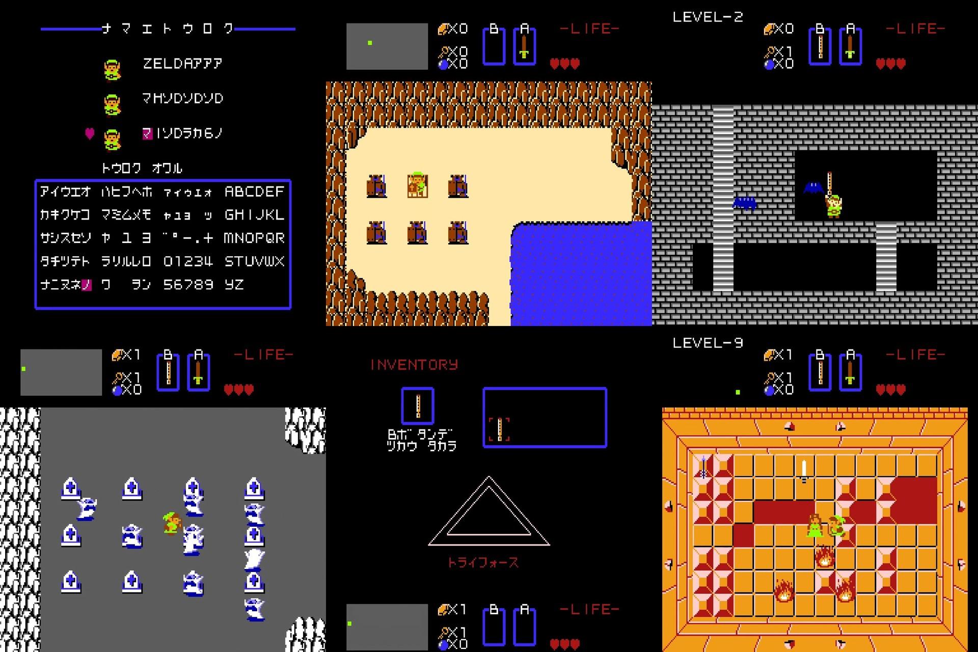 Спидран Legend of Zelda путём манипуляций памятью игры - 2