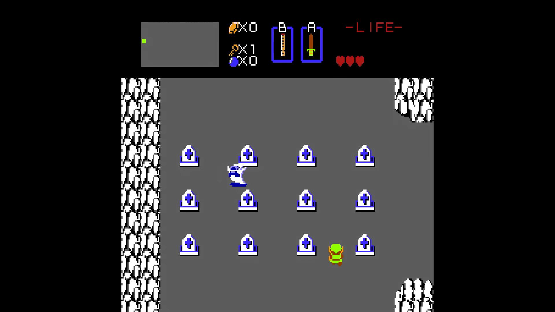Спидран Legend of Zelda путём манипуляций памятью игры - 4