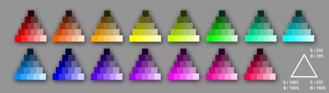 233 орешка для Золушки: отбираем цвета для «идеальной» палитры - 10