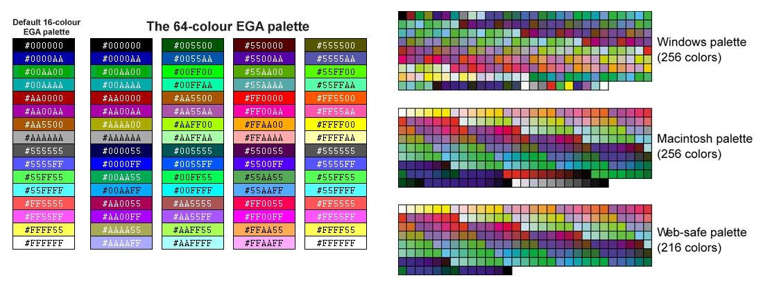 233 орешка для Золушки: отбираем цвета для «идеальной» палитры - 5