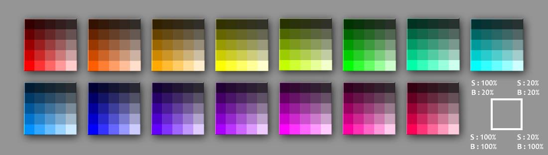 233 орешка для Золушки: отбираем цвета для «идеальной» палитры - 9