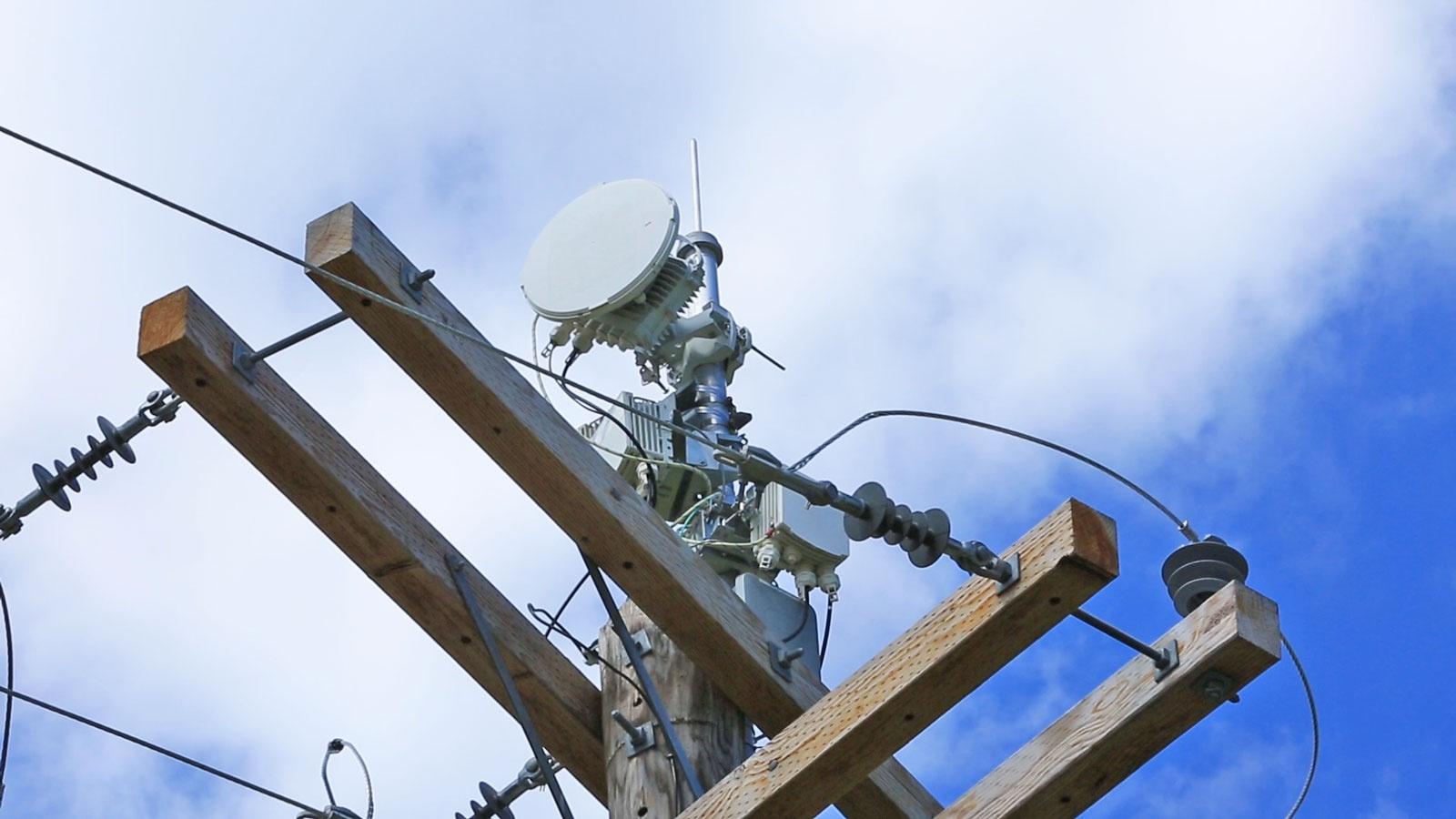 Project AirGig: широкополосный доступ к сети по линиям электропередач - 2
