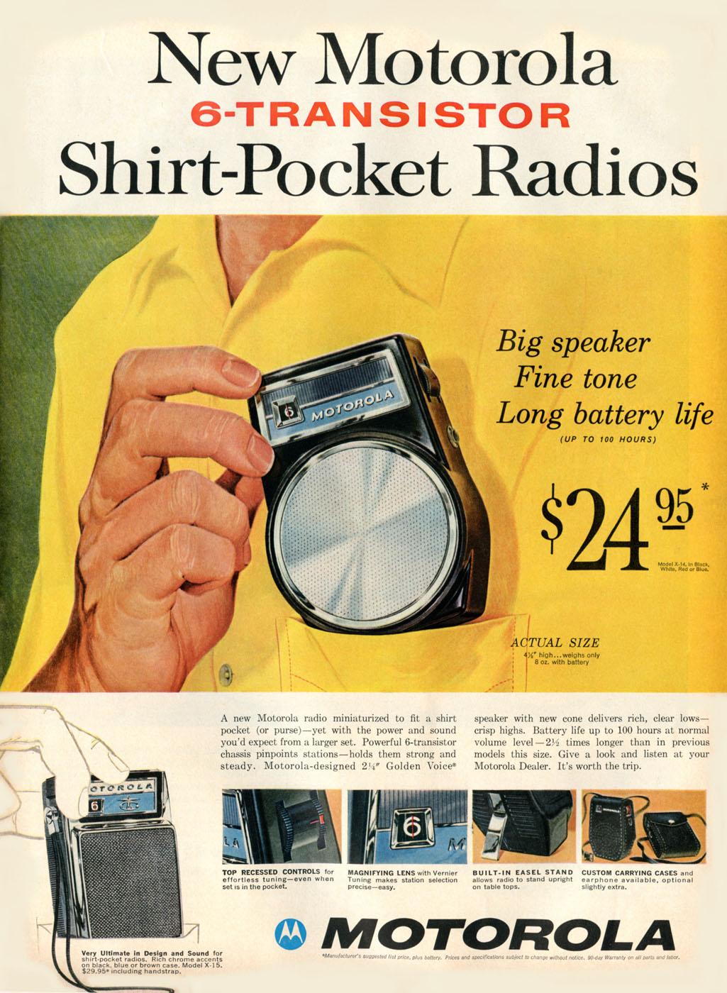 История гаджетов Motorola - 6