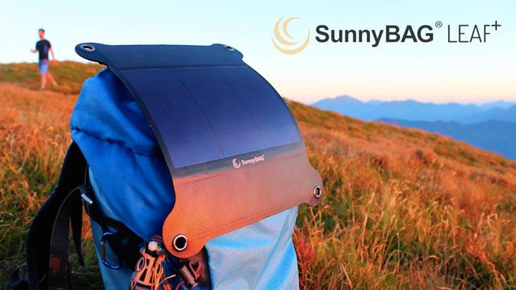 Отгрузка SunnyBAG LEAF+ должна начаться в ноябре-декабре
