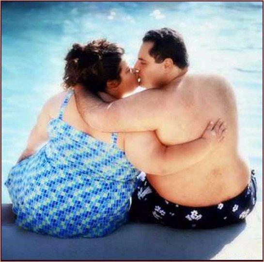 Ученые выяснили, почему люди толстеют в браке