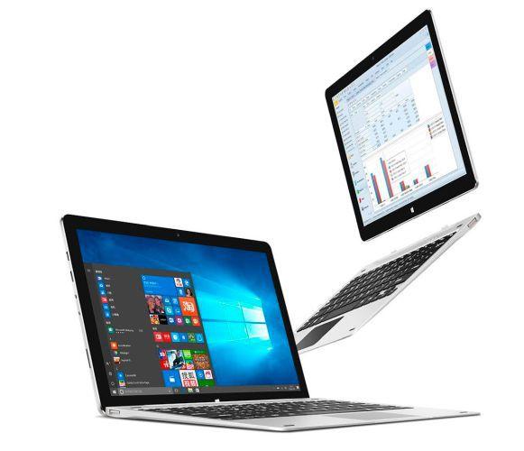 У Teclast Tbook 12 Pro тоже будет обновка — SoC Intel Atom x5-Z8350