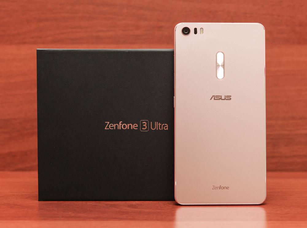 Гигант в руке: обзор смартфона ASUS ZenFone 3 Ultra - 14