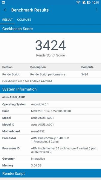 Гигант в руке: обзор смартфона ASUS ZenFone 3 Ultra - 42