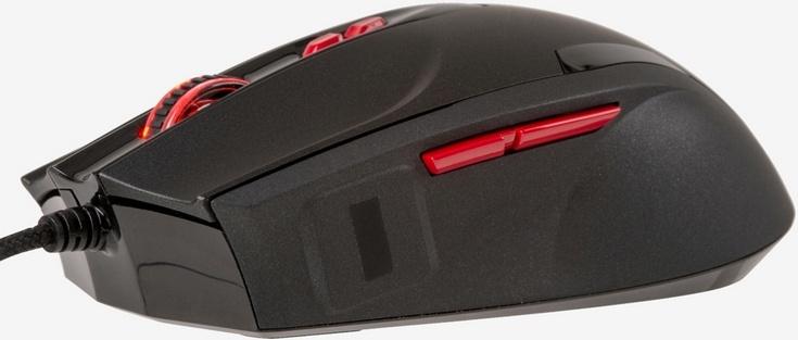 Игровая мышь Thermaltake Tt eSports Black FP стоит $60