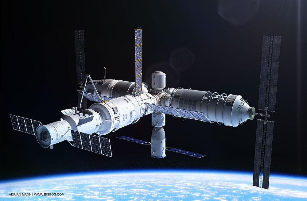 Китай успешно запустил в космос пилотируемый корабль «Шэньчжоу-11». Что дальше? - 5