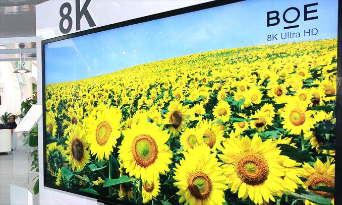 Южнокорейские компании остановились на подложках 8G