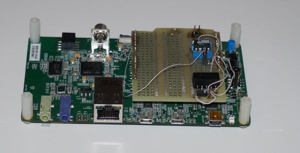 Начинаем работать в STM32CubeMX. Часть 2 - 3